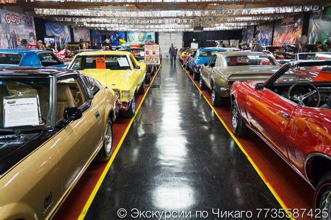 Экскурсия в музей ретро автомобилей Volo